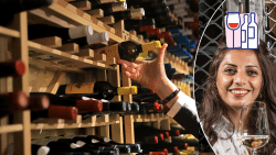 """""""De bewaarruimte moet zo donker mogelijk zijn"""": Sepideh legt uit hoe je thuis wijn opbergt"""