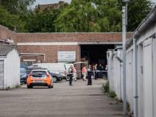 Drugslabo in loods ontmanteld en opgeruimd