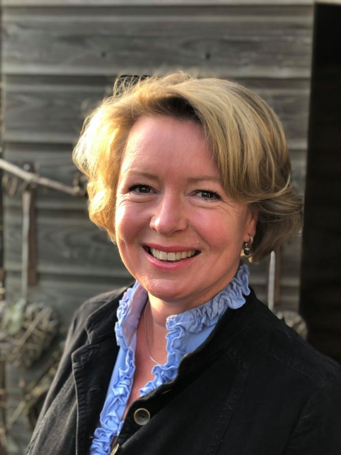 Wethouder Patricia Hoytink van Berkelland. Zij wordt de nieuwe burgemeester van Overbetuwe.