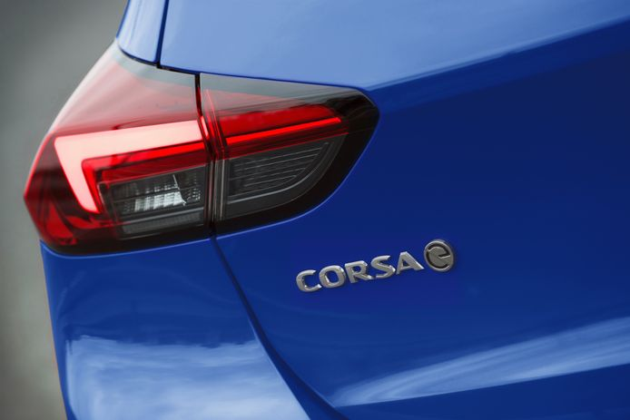 De nieuwe Opel Corsa-e