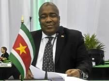 Opsporingsbevel voor Surinaamse ex-minister Hoefdraad