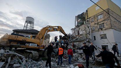 Meer dan 20 doden na zware aardbeving in Albanië