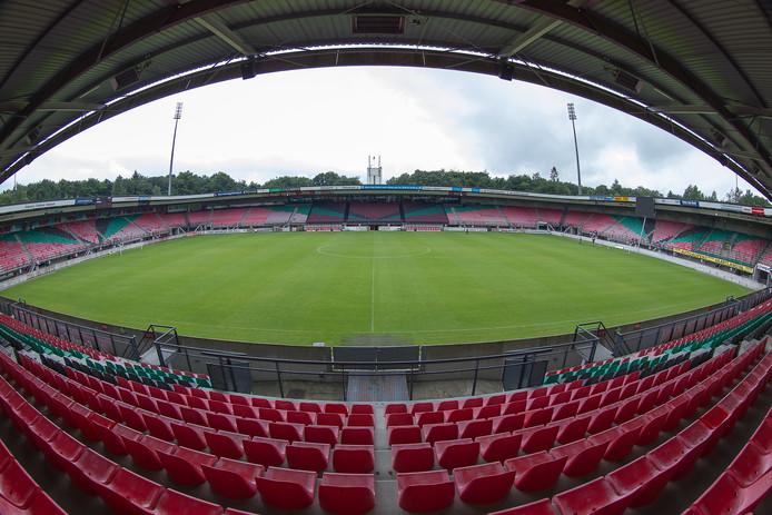 NEC-stadion De Goffert.