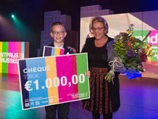 Premier Rutte feliciteert pianotalent uit Hengelo
