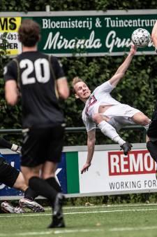 Vijf wissels bij herstart competitie amateurvoetbal