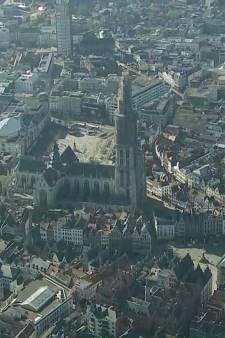 De Ronde tegen Corona in Antwerpen