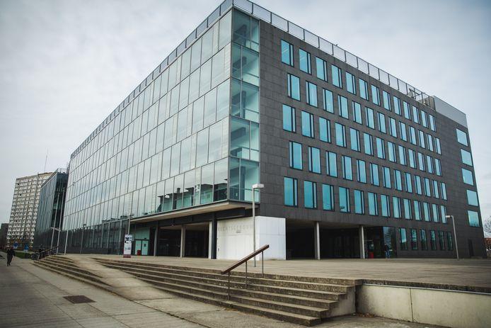 De rechtbank van eerste aanleg in Gent.