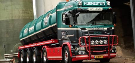 Heeft André uit 't Harde de mooiste truck van Nederland?