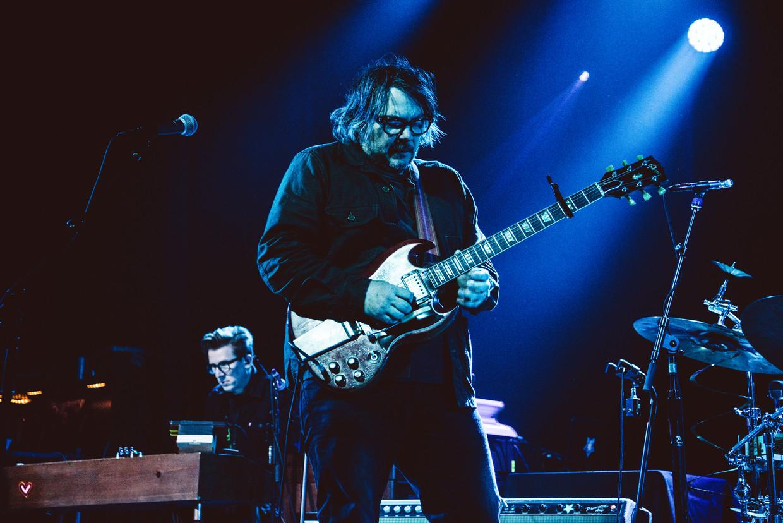 Wilco in de AB: een groep die graag treurt, maar altijd triomfeert op het juiste moment Beeld Francis Vanhee