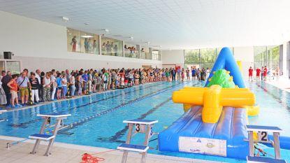 Meer dan 2 jaar werd er aan gewerkt maar eindelijk is zwembad opnieuw open
