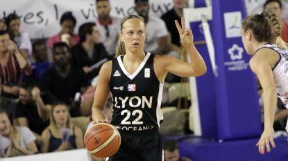 Belgian Cat Julie Allemand (Lyon) krijgt plaats in ideale vijf van Franse competitie