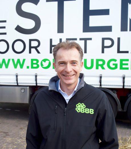 Amersfoorter Robert Veldhuis kandidaat voor Kamerlidmaatschap BoerBurgerBeweging