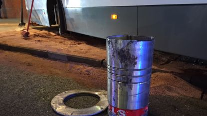 Bizar ongeval met bus van De Lijn in Antwerpen