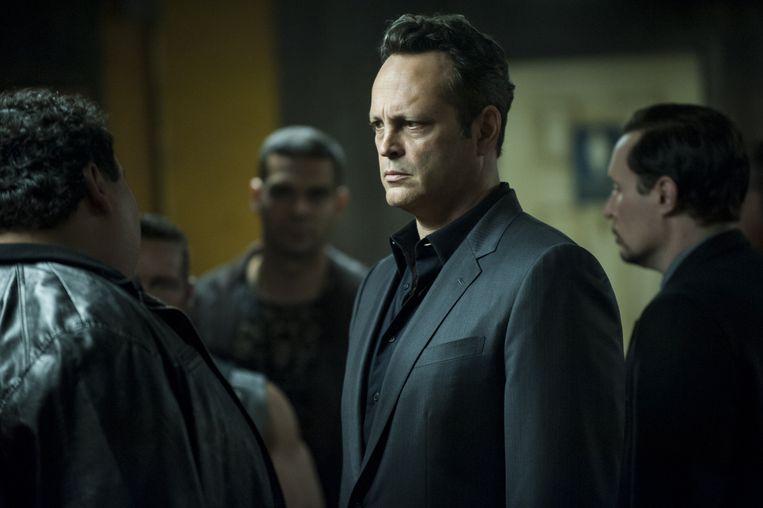 Vince Vaughn als crimineel Frank Semyon. Beeld HBO