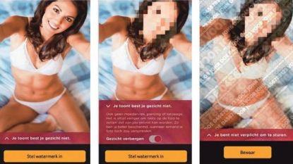 Telenet zet watermerk op seksueel getinte foto's: digitaal condoom maakt sexting veiliger