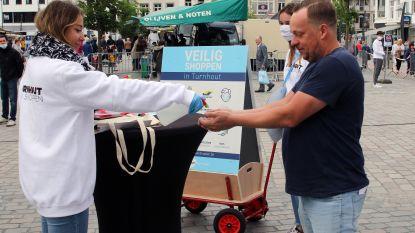 Zaterdagmarkt in Turnhout dit weekend weer compleet