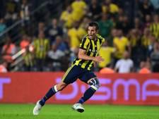 Van Persie hervat groepstraining bij Fenerbahçe
