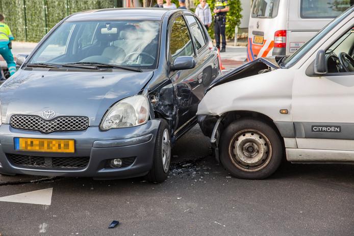 Ongeval Roosendaal.
