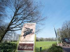 Duisternis maakt vroeg einde aan voetbalduel in Wolfheze