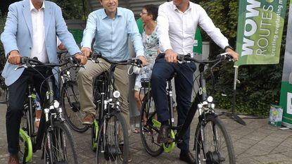 Na fiasco toch weer fietsdelen
