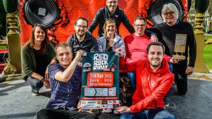 Red Rock Rally viert kwarteeuw: afscheidsconcert van The Van Jets en massage aan één euro per minuut
