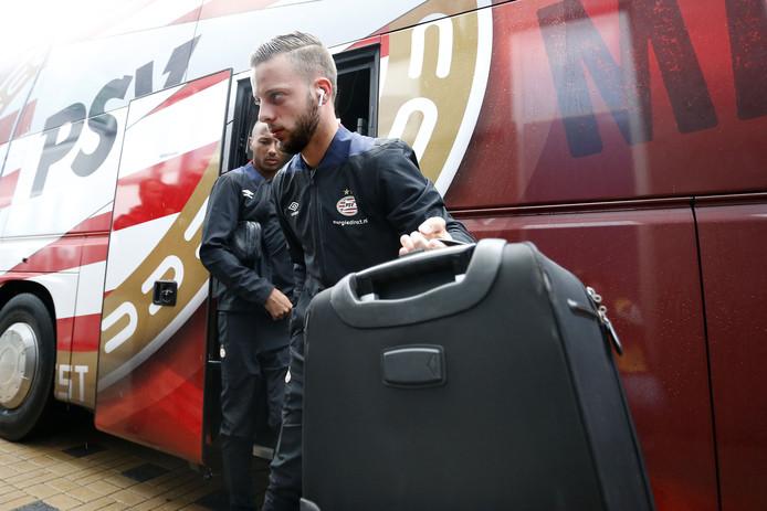Bart Ramselaar speelt vrijdagavond mee met Jong PSV.