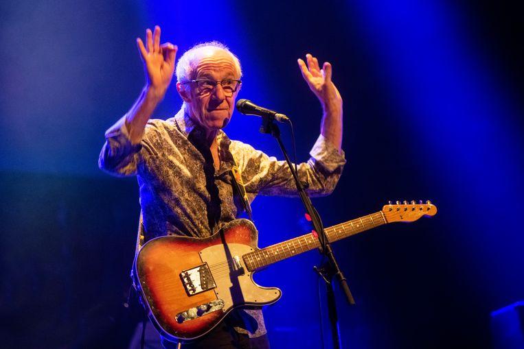 Antwerpen - Belgium - 14-02-2020 Raymond van het Groenewoud 70jaar De Roma Beeld Alex Vanhee
