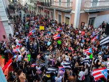 Gouverneur Puerto Rico weigert op te stappen na dagenlange protesten om 'chatgate'