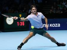 Federer passeert Woods als sporter met meeste prijzengeld