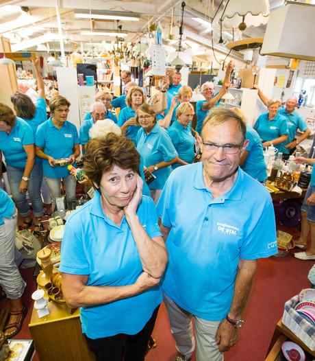 Stompwijk is haar pleisterplaats kwijt