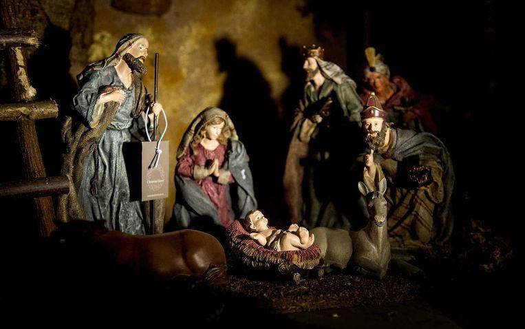 Kerststal Beeld anp