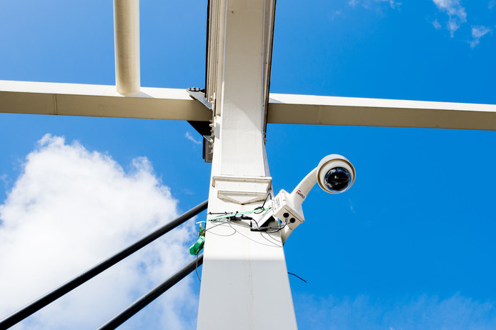 Cameratoezicht bij het skatepark zou volgens de PVV een preventieve werking hebben.