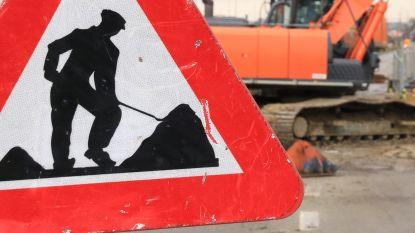 Geen doorgaand verkeer in Kruibekestraat door werken Watergroep