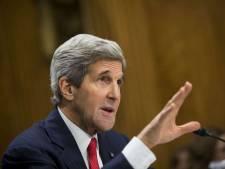 Kerry menace la Russie de conséquences supplémentaires