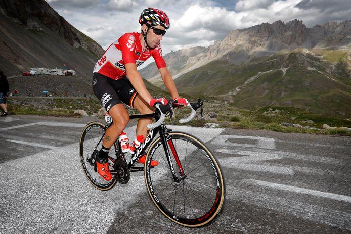 Hoe sterk is de eenzame fietser? Héél sterk, bewees De Gendt in de rit naar Serre-Chevalier.