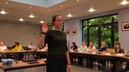 Christel Covens legt eed af als gemeenteraadslid