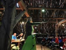 Utrechts Landschap veilt bos voor stoken open haard