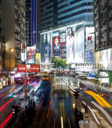 24.600 euro per vierkante meter: Hongkong heeft duurste winkelstraat