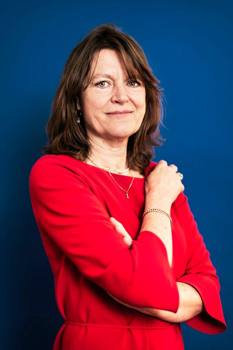 Margrite Kalverboer: 'Als Kinderombudsman kom ik op voor alle kinderen.' Beeld Katja Poelwijk