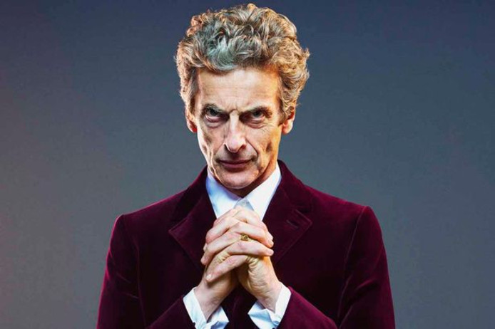 Capaldi als Doctor Who