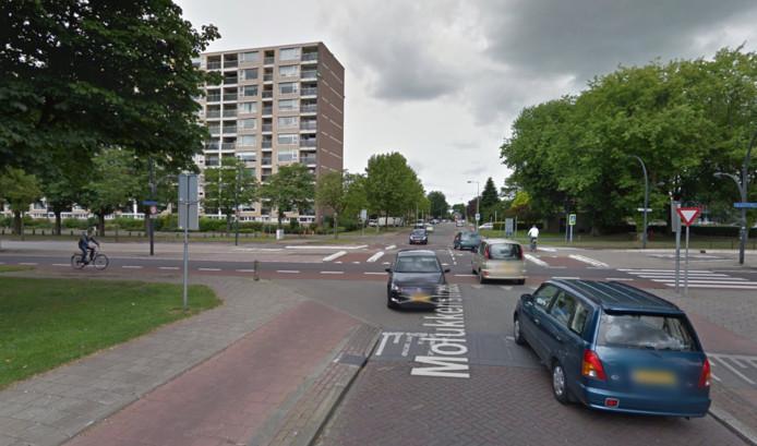 Kruispunt Boulevard 1945 - Molukkenstraat