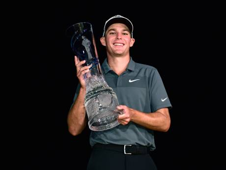 Toptalent Aaron Wise wint eerste toernooi