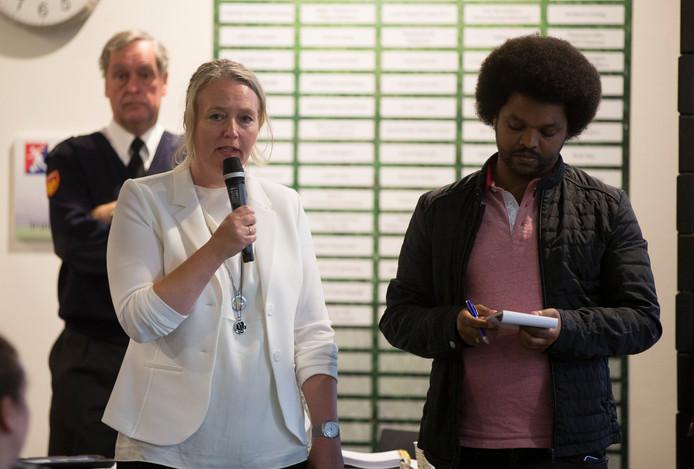 Saskia Hakstege, directeur-bestuurder van IJsselland.