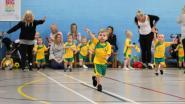 'Leg ijscrèmebal op horentje': nieuwe vzw leert kleuters en peuters met bal spelen