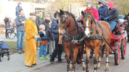 Sterbos viert Sint-Antonius