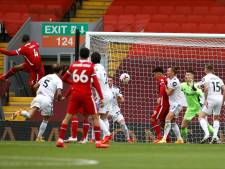 Hattrick Salah bezorgt Liverpool in spektakelstuk zege op Leeds