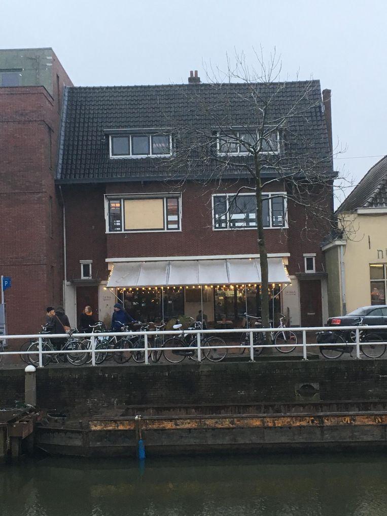 Restaurant Broei in Utrecht. Beeld Mac van Dinther