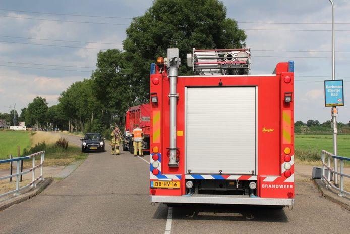 Brand in Daarlerveen