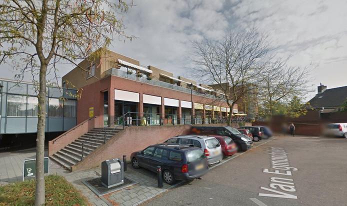 De winkel aan het Van Egmondplein in Wijk bij Duurstede