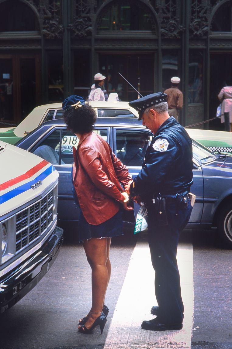 Chicago, 1985. Beeld Eddy Posthma de Boer